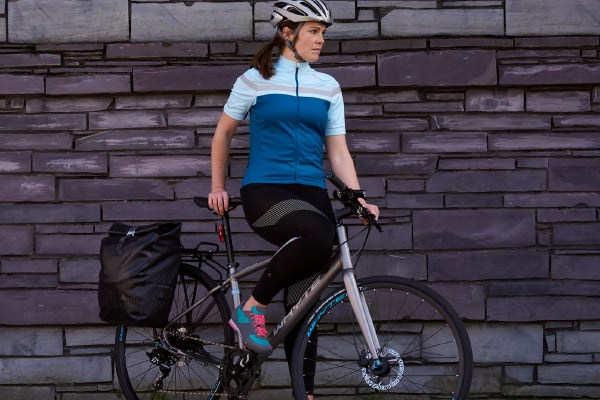 Touring bike pannier bags