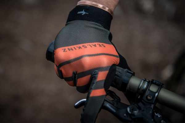 A thin, light glove offered by SealSkinz