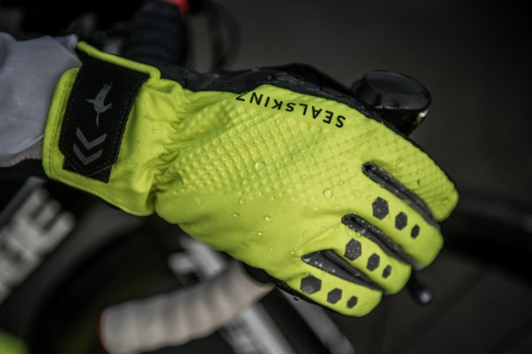 SealSkinz are well-known for a range of waterproof clothing, they have several gloves in this range. Perfect for winter riding.