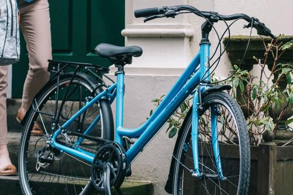 Kinderrad Scool XXlite 18 Zoll 1-Gang blue black matt 2018 ab 5 Jahre5024