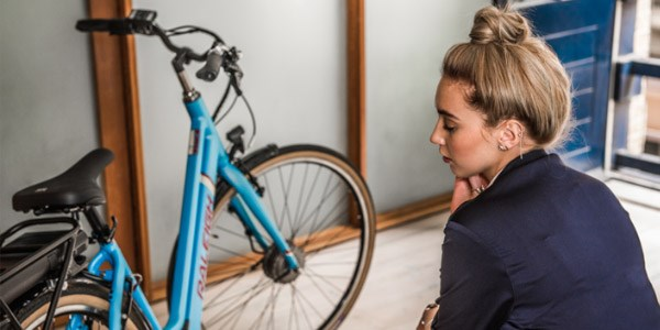 Choosing the right bike is important for commuting comfortably
