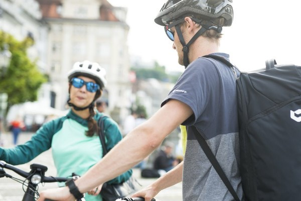 Reduce your chance of illness by cycling to work