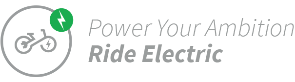 Power Your Ambition - Ride Electric
