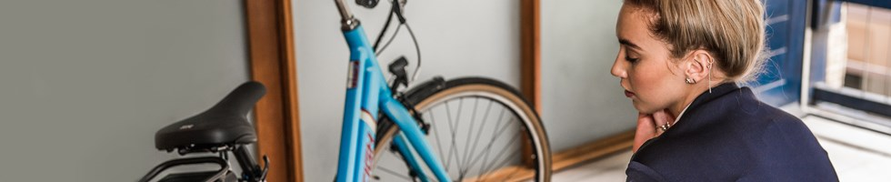 E-bike FAQ banner image