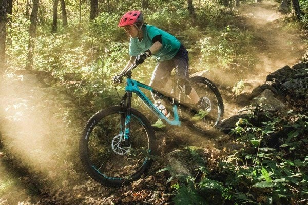 150mm travel trail bikes are great for more challenging trails