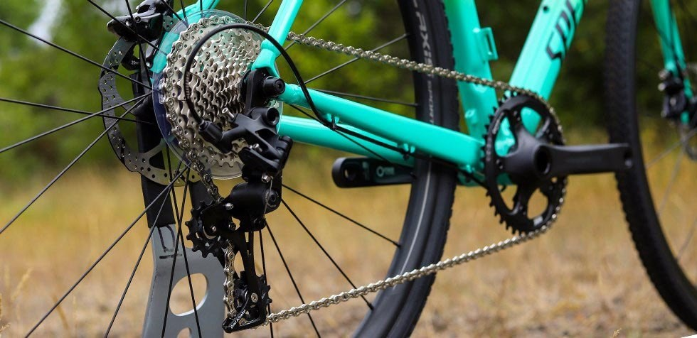 Specialized Crux 2019 grupset