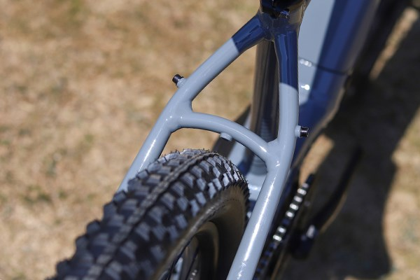 Cannondale Trail Neo Schwalbe tyre detail