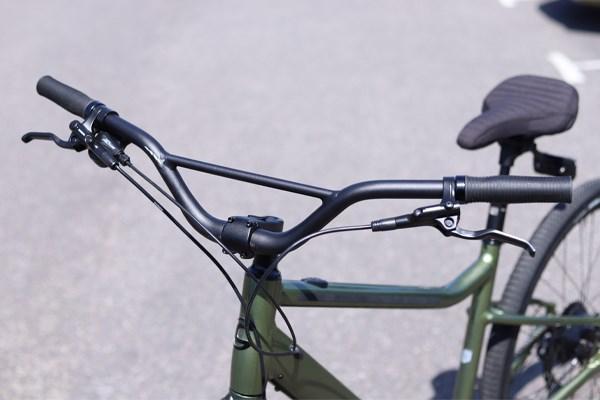 Cannondale Treadwell Neo BMX styel handlebars