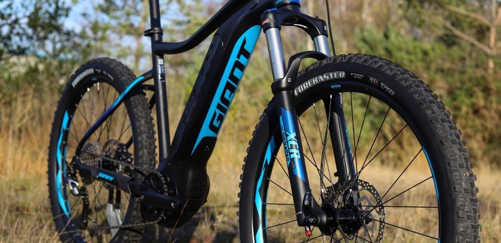 Giant Fathom E+ suspension