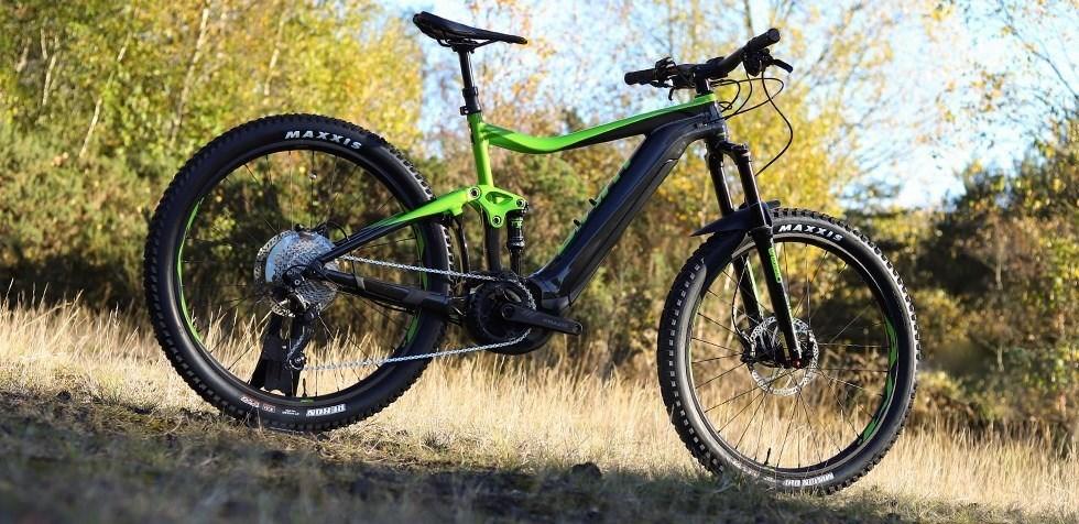 3c21cb9a1d2 Giant Trance E+ Pro Review | Tredz Bikes