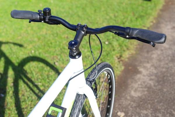 Gtech Sport electric bike handlebars