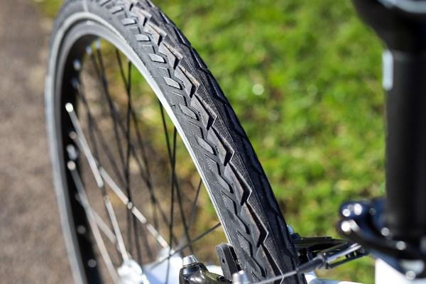 Gtech Sport electric bike rear tyre