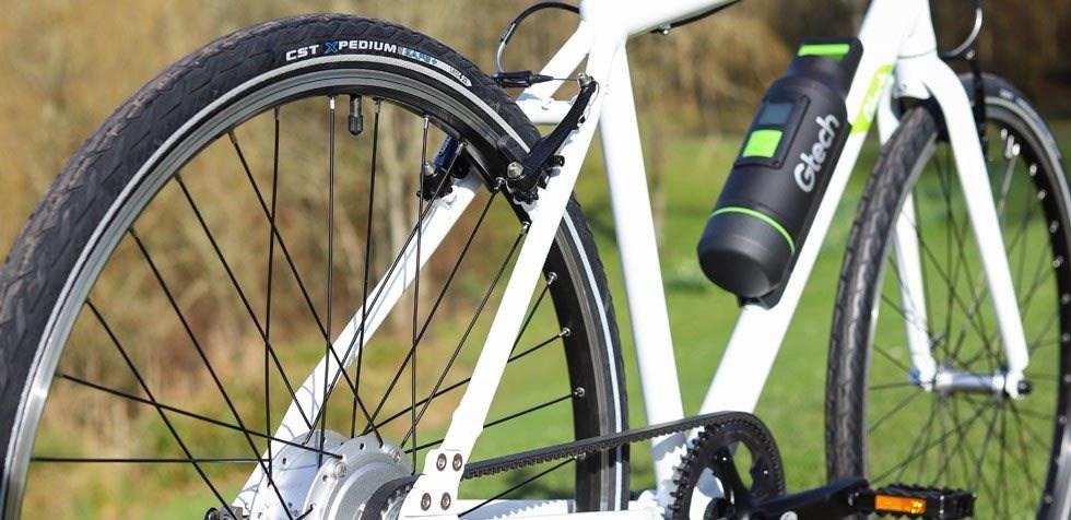 Gtech Sport electric bike wheels