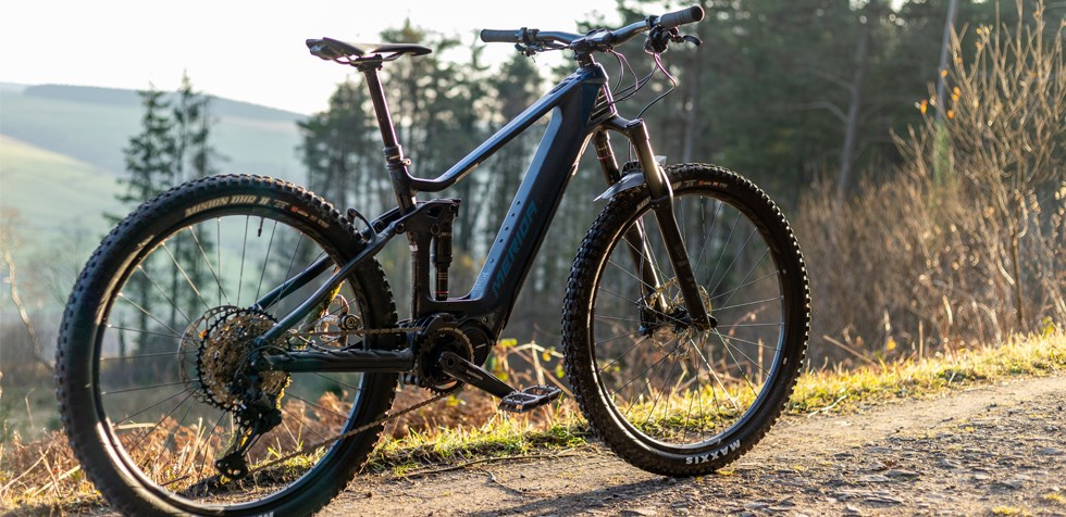 Merida eOne Sixty electric mountain bike
