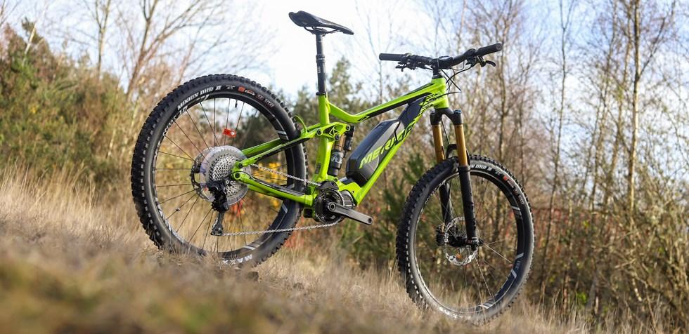 Merida eOne Sixty electric mountain bike