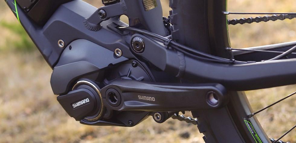 Merida eOne Twenty Shimano Steps Motor