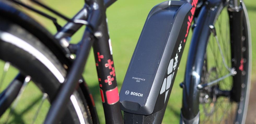 Raleigh Motus Bosch 300Wh battery pack