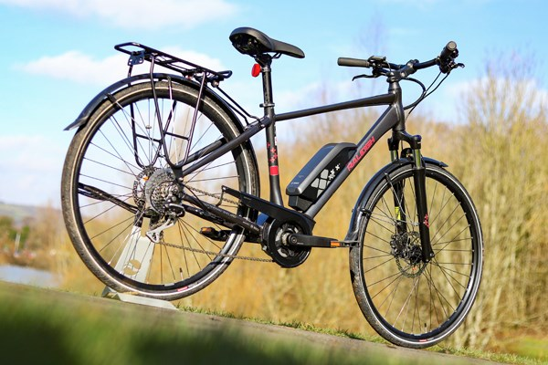 Raleigh Motus E Bike Review