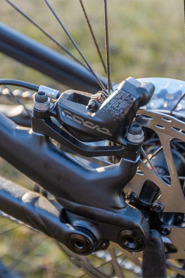 Specialized Turbo Kenevo SRAM Code brakes
