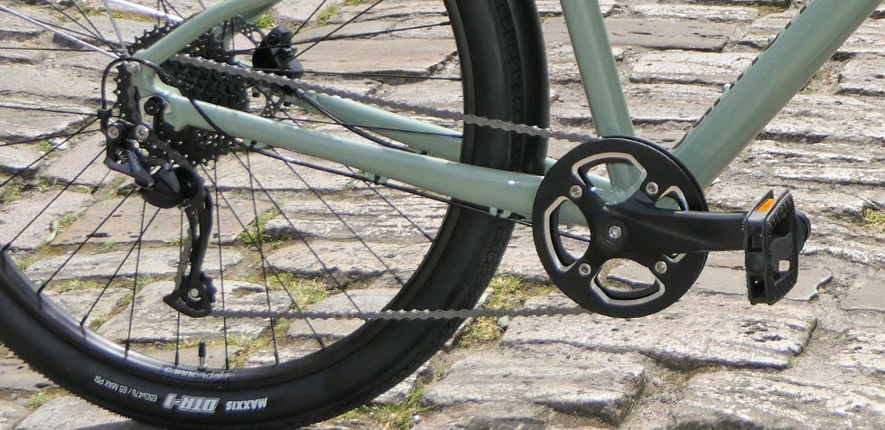 Cannondale Bad Boy Groupset