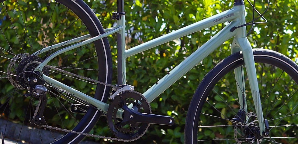 Cannondale Quick Frame