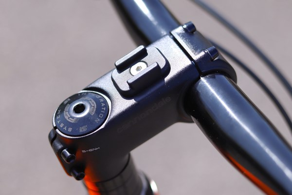 Cannondale Quick flat bars