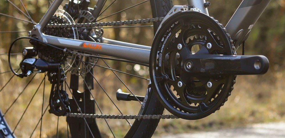 Giant Escape groupset