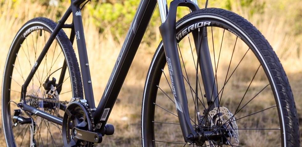 Merida Crossway Wheels