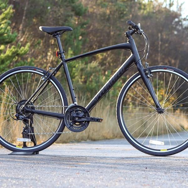 Specialized Sirrus Hybrid Bike Review | Tredz Bikes