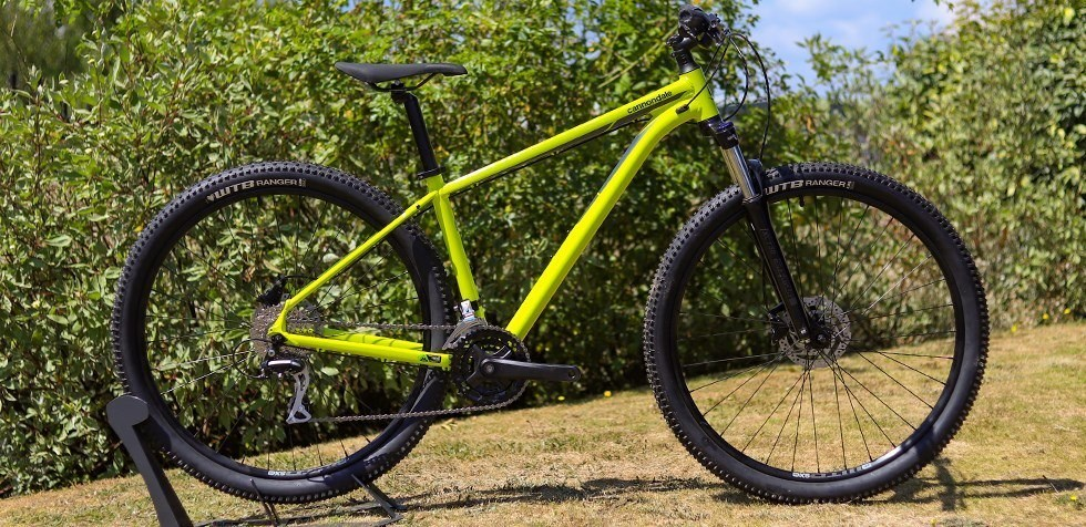Cannondale Trail Range Review