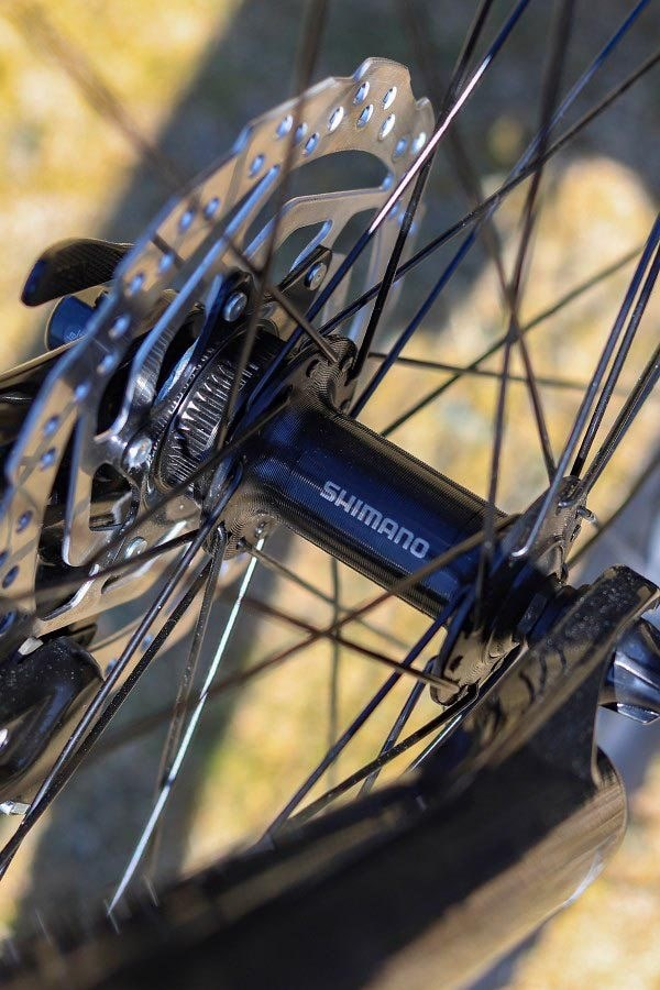 Cannondale Trail wheel hub