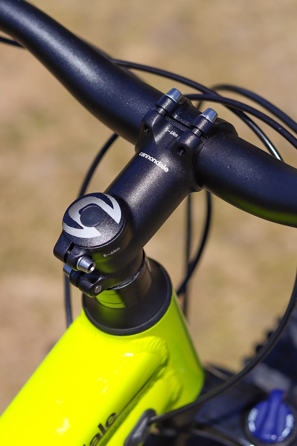 Cannondale Trail stem