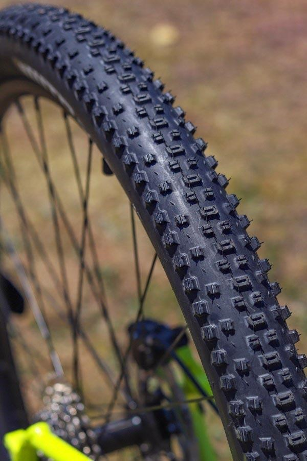 Cannondale Trail WTB ranger tyre
