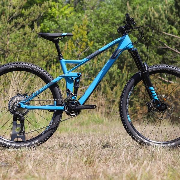 Cube Stereo 140 Mountain Bike Review | Tredz Bikes