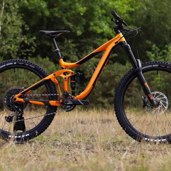 Giant Reign Mountain Bike Review | Tredz Bikes