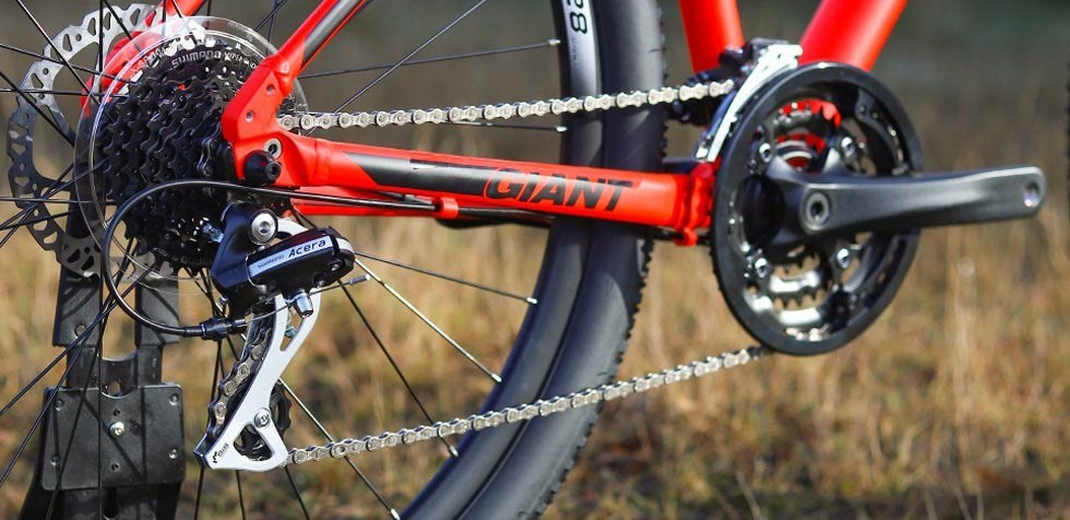 Giant ATX groupset