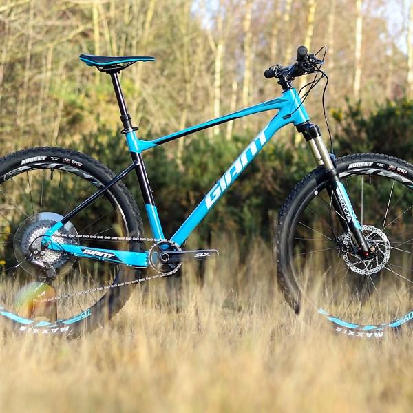 Giant Fathom Review | Tredz Bikes