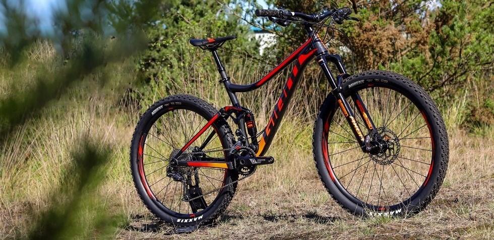 b47593d97a1 Giant Stance Mountain Bike Review   Tredz Bikes