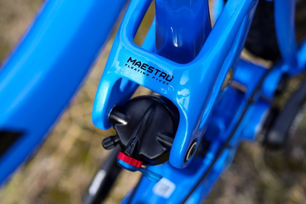 Giant Trance 29 2 2019 forged carbon rocker link
