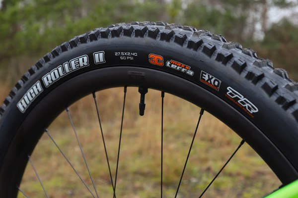 Giant Trance 2019 Maxxis High Roller II tyre