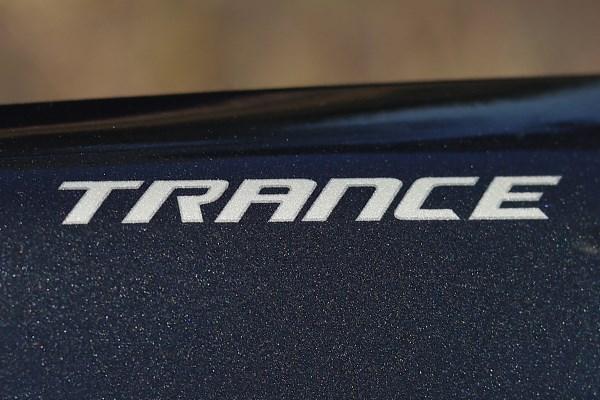 Giant Trance 29 frame detail