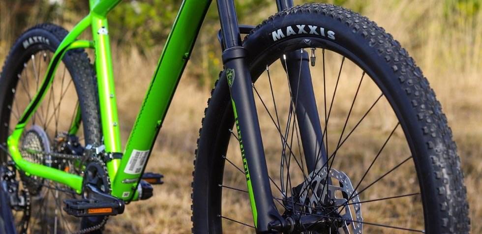 Merida Big Seven wheels