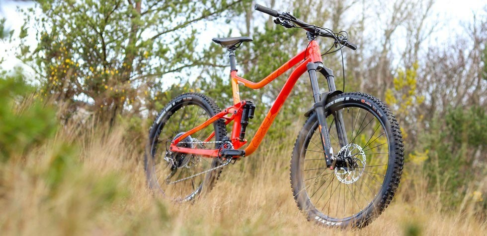 Merida One-Sixty enduro bike