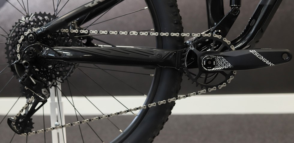 Merida One-Twenty Groupset