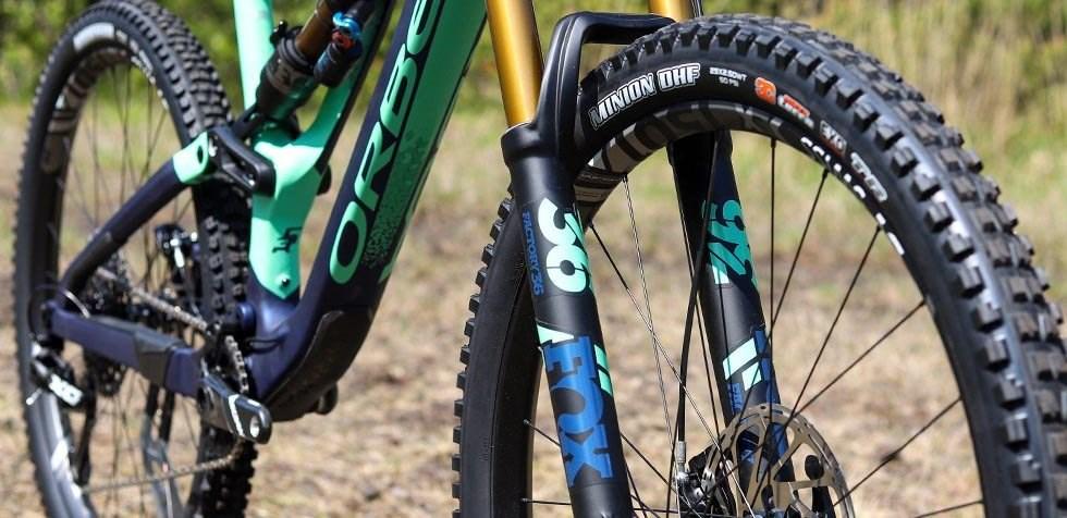 Orebea Rallon front wheel
