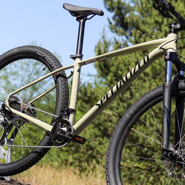 Specialized Rockhopper Mountain Bike Review   Tredz Bikes