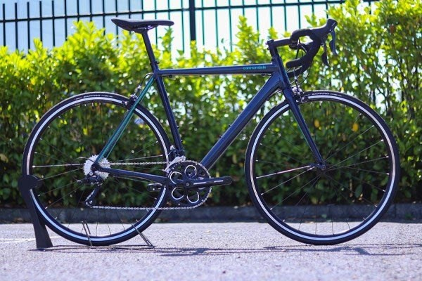 Cannondale CAAD Optimo Review