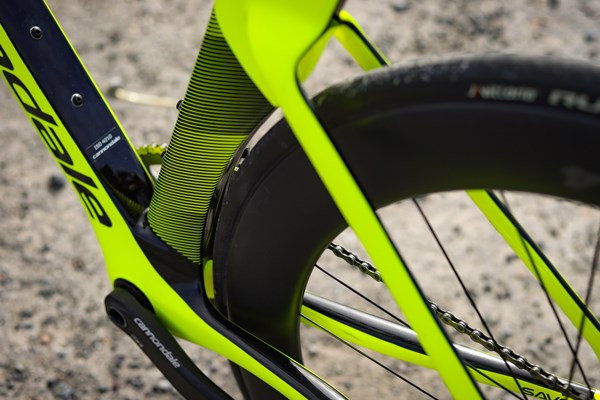 Cannondale SystemSix dropped seat stays