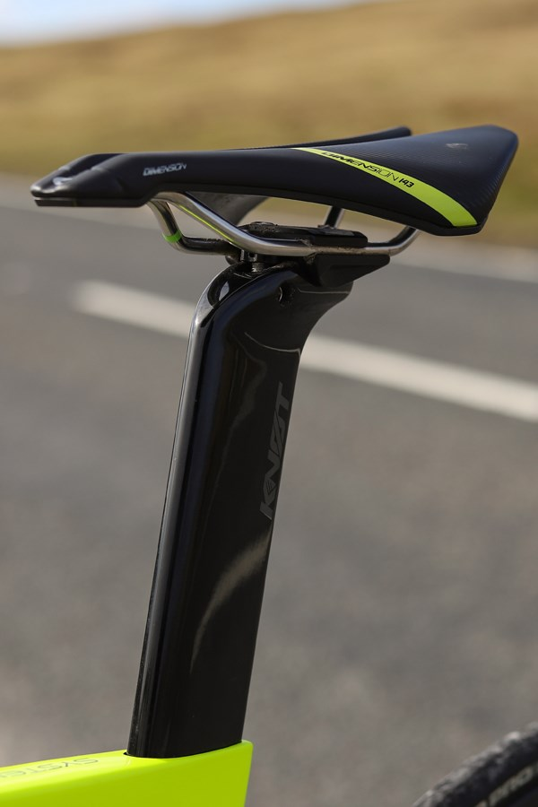 Cannondale SystemSix kamm-tail seatpost