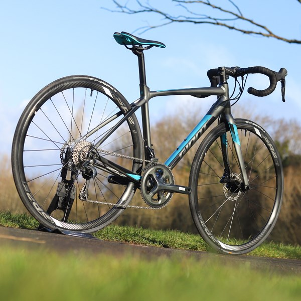 Giant Contend Road Bike Review | Tredz Bikes